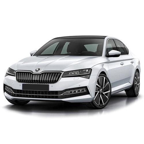 Car rental Skoda Superb - Rental Fees and Car Booking - car description