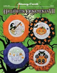 Cross Stitch Corner | Stoney Creek Collection - Halloween ...