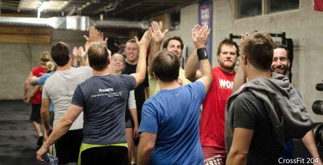 CrossFit-high-five