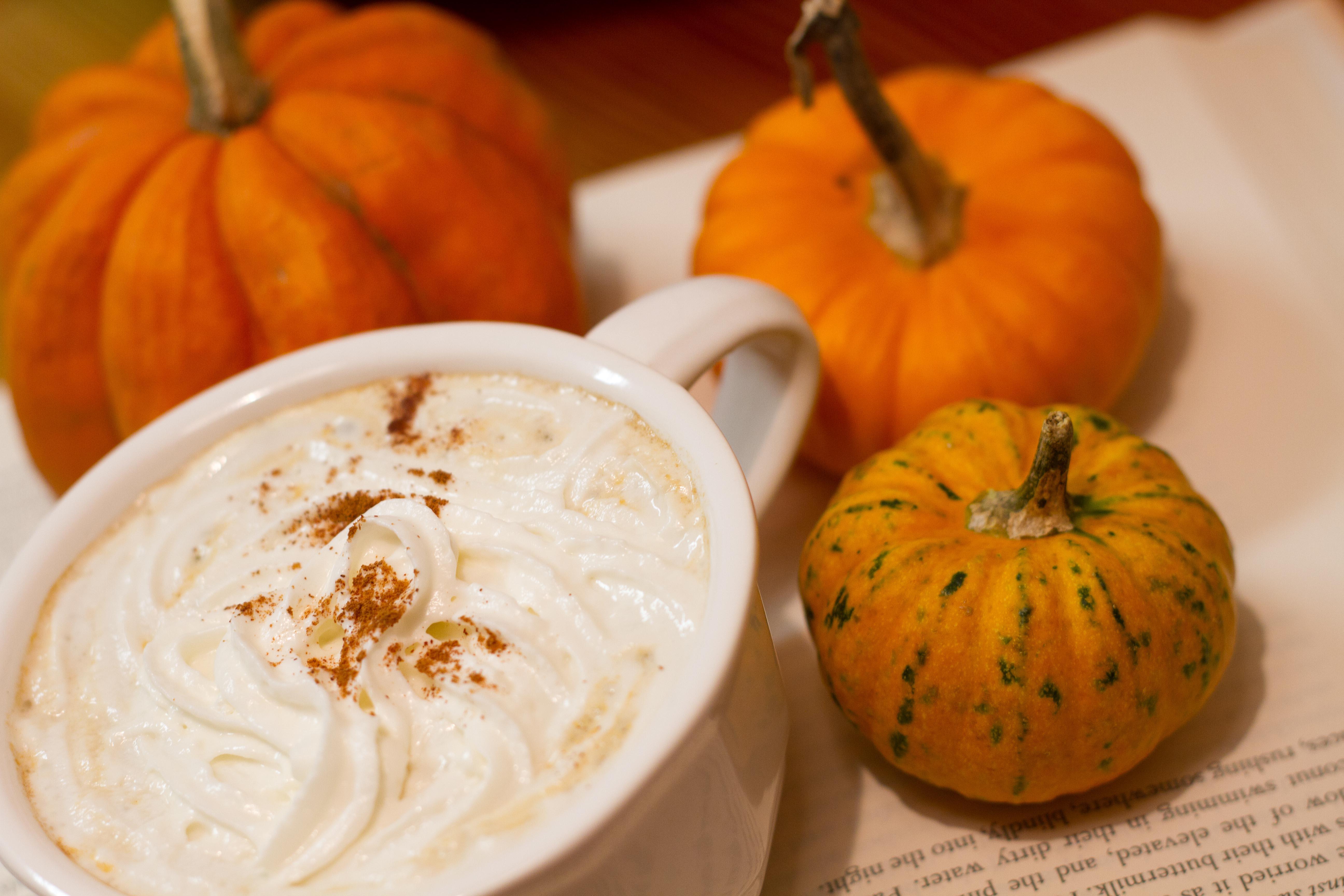 Fall Down Wallpaper Pumpkin Spice Latte Invictus Fitness