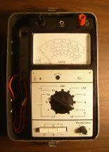 C4328 – RUSKI MJERNI INSTRUMENT ZA AUTO-ELEKTRIČARE
