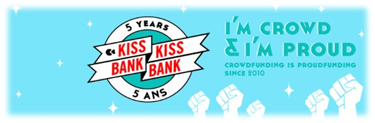 Kiss Kiss Bank Bank crodfunding prevente