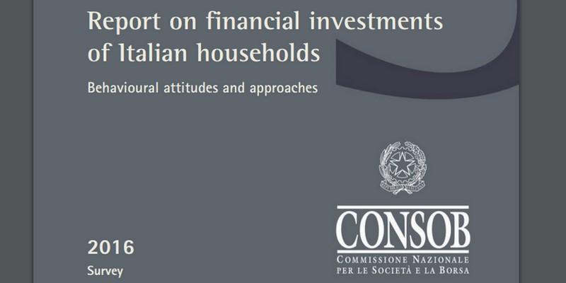 Report Consob: il 19% degli italiani investirebbe con equity crowdfunding