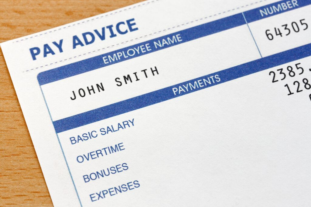 Understanding your Payslip - Chartered Accountants and Business
