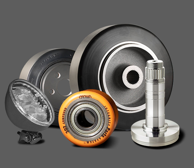 Forklift Parts and Accessories One Source Crown Equipment