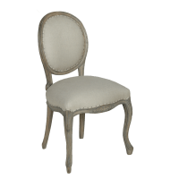 Dorset French Style Metal Back Dining Chair | French Style ...