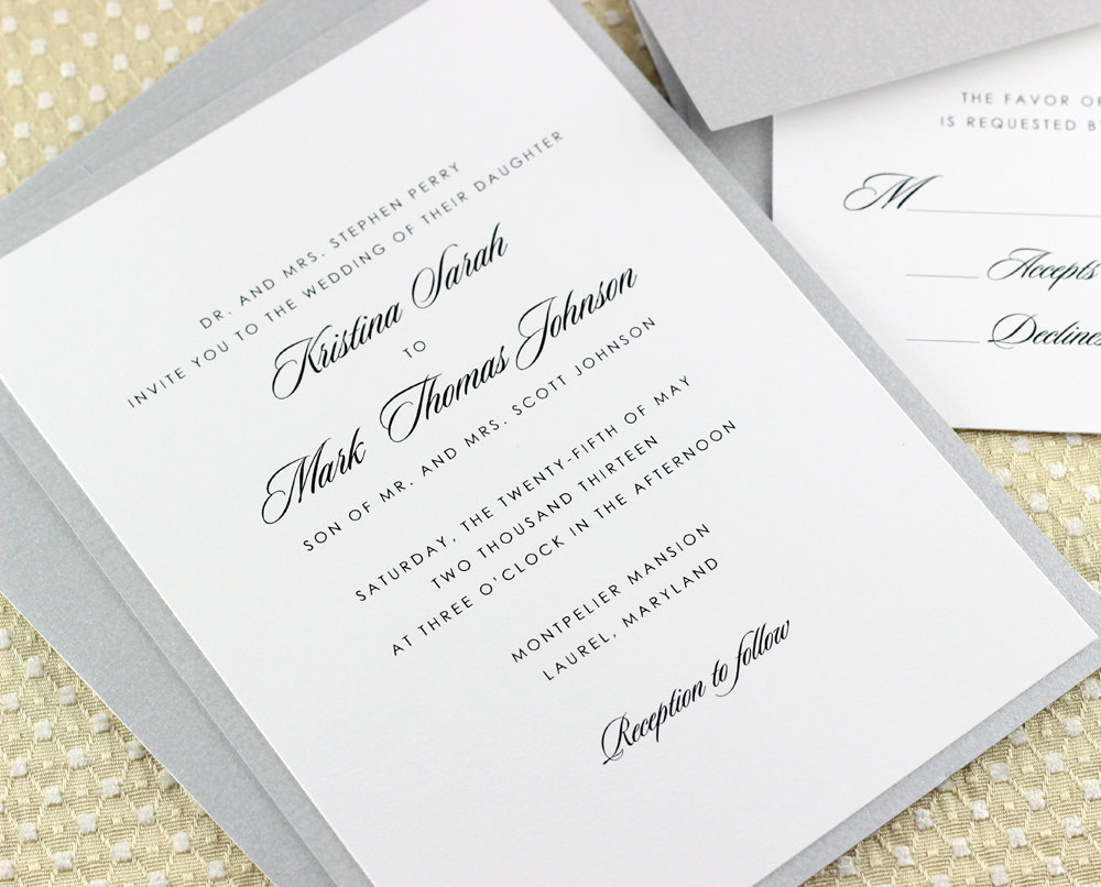 Traditional Invitations Vs Creative Invitations