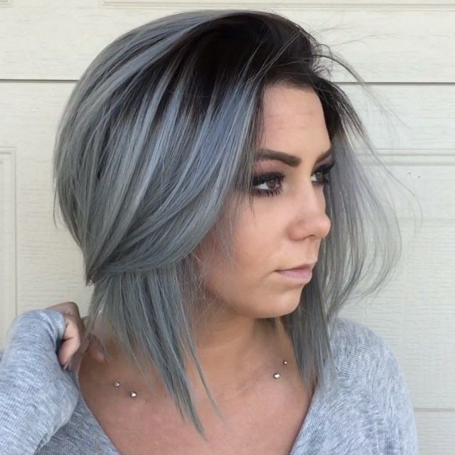 Tips on How to Dye Hair Gray