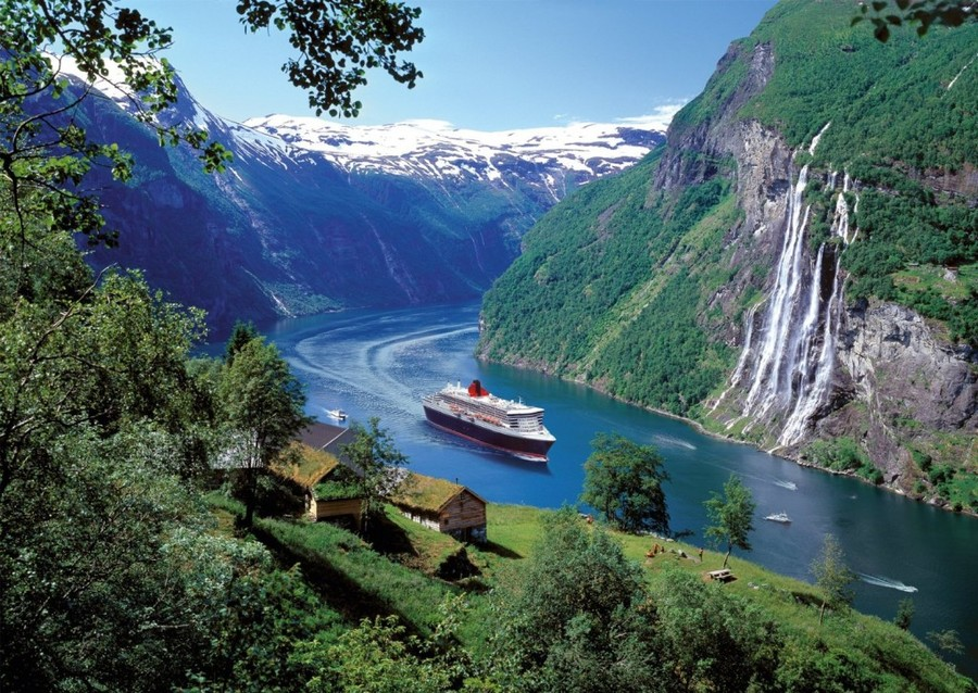 When\u0027s the best time to cruise Norway\u0027s fjords? - Cruise Bulletin - fjord