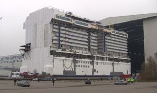 Norwegian Escape Block