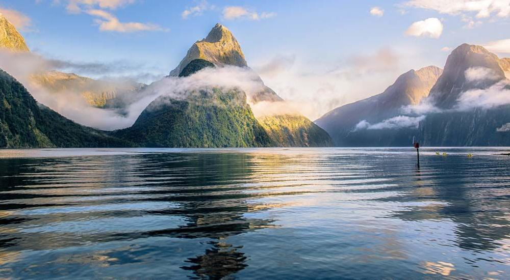 Rain Fall Live Wallpaper Milford Sound New Zealand Cruise Port Schedule