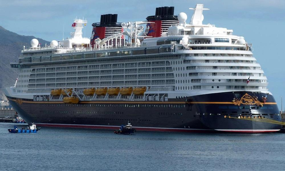 Disney Dream - Itinerary Schedule, Current Position CruiseMapper