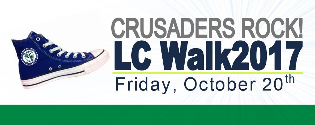 Lowell Catholic - Walk-A-Thon 2017