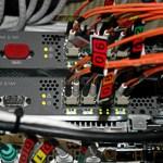 Server equipment found in a data center