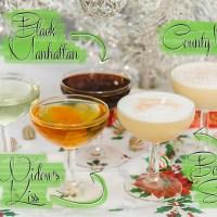 Christmas Cocktail Roundup
