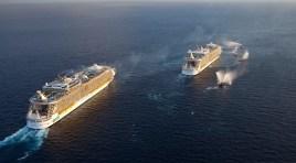 Royal Caribbean terá aumento de passageiros em 2016