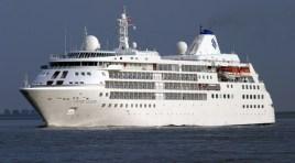 Silver Cloud junta-se à frota de expedições da Silversea