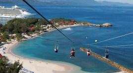 Royal Caribbean cancela cruzeiros com escala no Haiti
