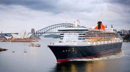Sting faz actuação única a bordo do Queen Mary 2