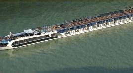 AmaWaterways anuncia dois novos navios europeus para 2015
