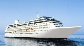 Cruzeiro pelo Mediterrâneo para inaugurar Oceania Sirena