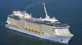 Royal Caribbean cancela itinerário do Anthem of the Seas e compensa passageiros