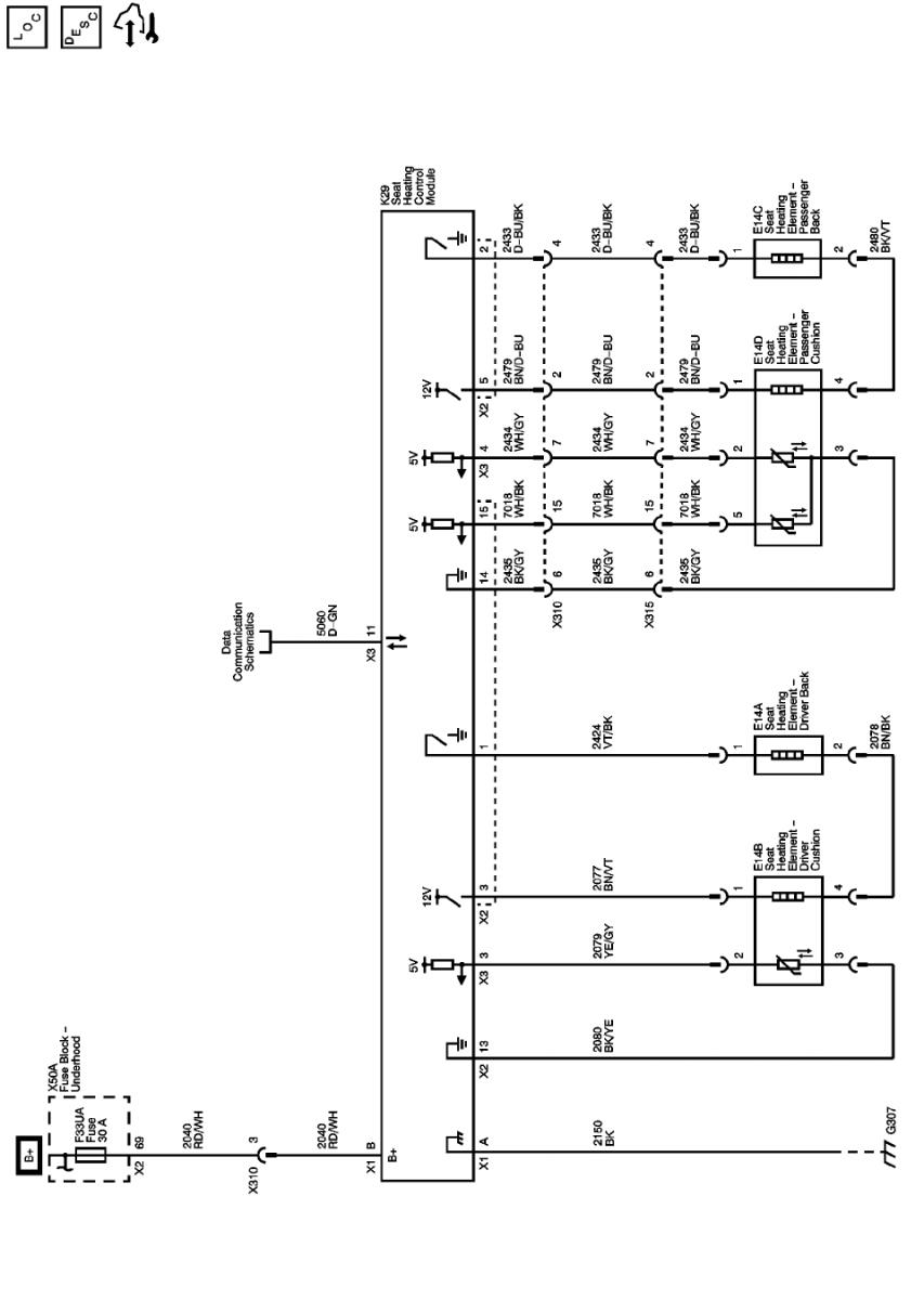 camaro wiring diagram 2012