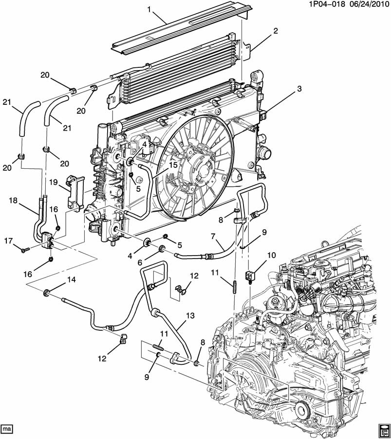 2013 chevy impala light wiring diagram