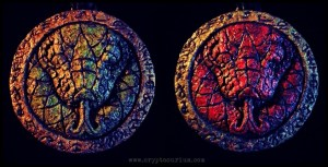Father of Serpents Medallion