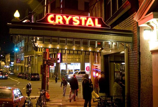 Crystal Ballroom - Historic Music Venue located in Portland, Oregon