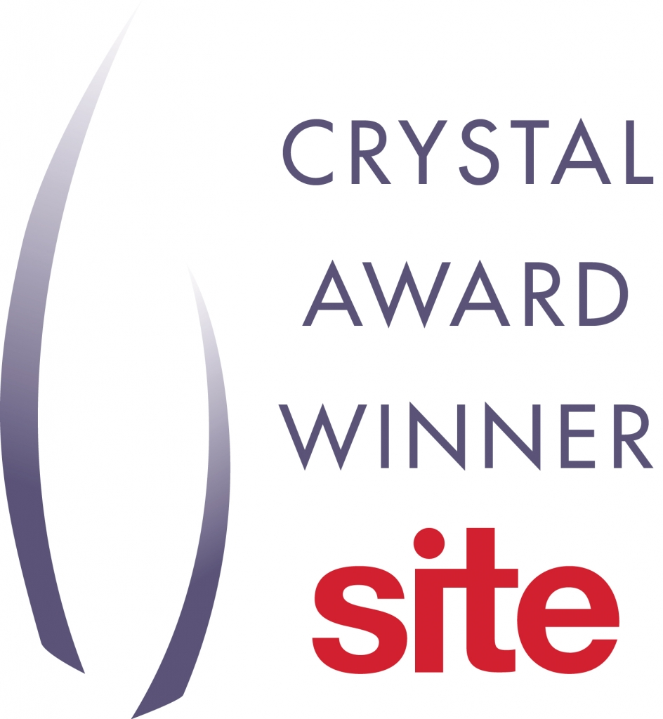 Crystal Award Winner