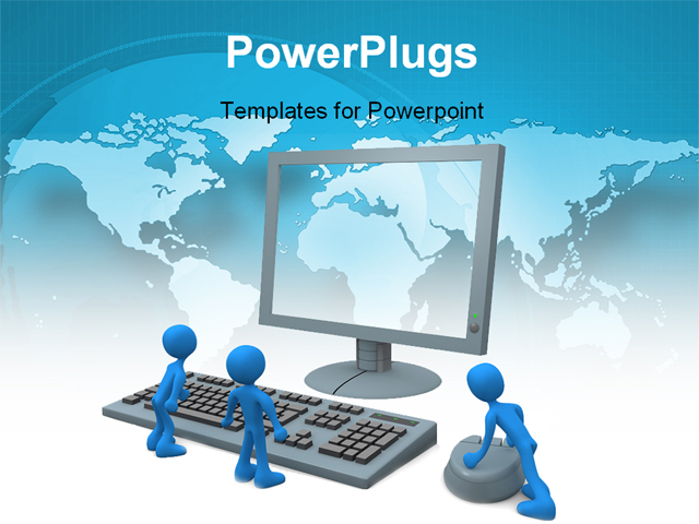 Ems Powerpoint Template