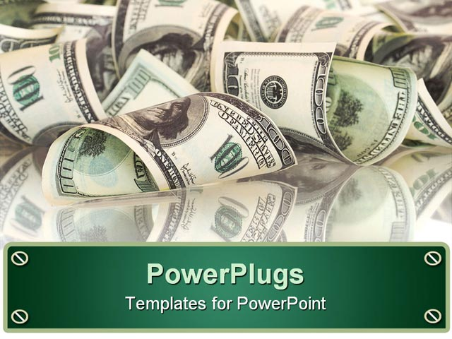 Money Background For Powerpoint Peso giftsforsubs