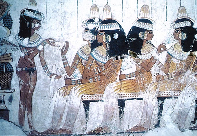 Women In Ancient Egypt Crystalinks