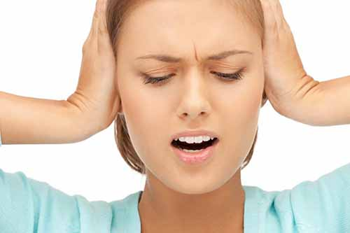 Tinnitus is basically a ringing sound heard by the patient in the ear 2
