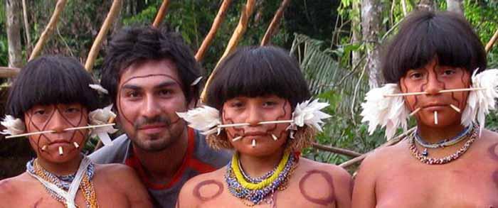 Yanomami Indians Of Brazil Crystalinks