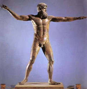 ... of zeus but without doubt the artemisium zeus is the most magnificent