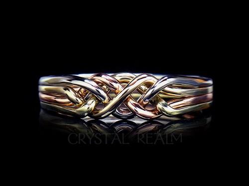 Medium Of Lesbian Wedding Rings