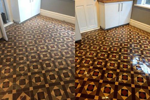 Victorian Floor Restoration Ivoiregion