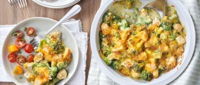 Chicken Broccoli Divan Recipe | Campbell's Kitchen