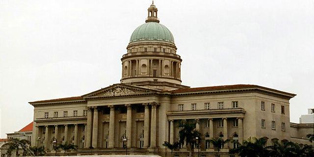 City Hall Singapore