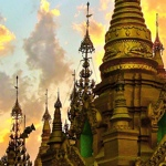 Architecture in Burma Icon