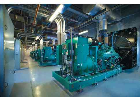 Generators and transfer switches for mission critical facilities