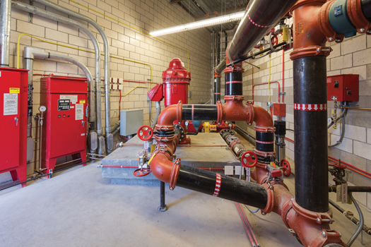 Piping arrangements for fire pumps - Consulting - Specifying Engineer