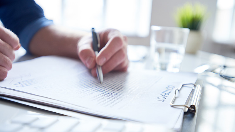Employment Agreements Sharp Law Firm, PA