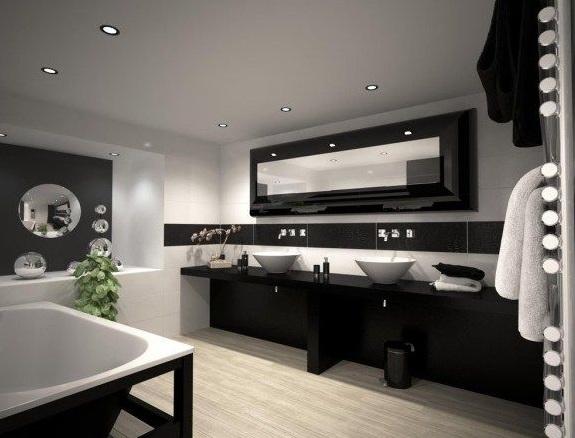 Salle de bain Design, Zen, Contemporaine, Modern Conseil et idée