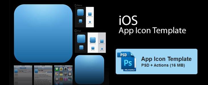 App Icon Template Psd mac app icon template dmitry filimonov ios - iphone app icon template