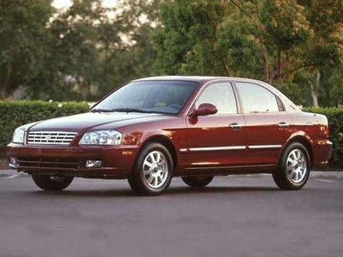 2001 Kia Optima Expert Reviews, Specs and Photos Cars