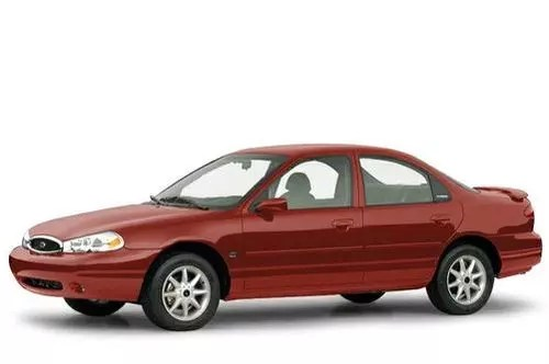 2000 Ford Contour Expert Reviews, Specs and Photos Cars