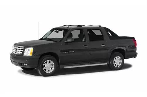2003 Cadillac Escalade Ext Wiring Schematic Diagram